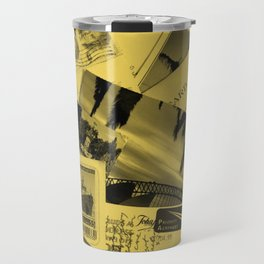 Postcards Travel Mug