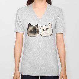 Ming and Wicket Unisex V-Neck