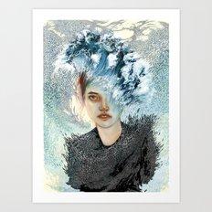 Ocean Dweller Art Print