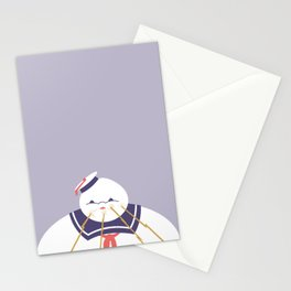 Stay Puft Stationery Cards