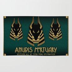Anubis Mortuary Rug