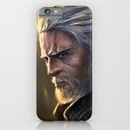 Geralt iPhone Case