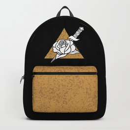 Roses and Daggers Backpack