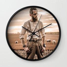 sheppard Wall Clock