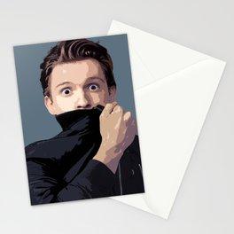 Tom Holland 2 Stationery Cards