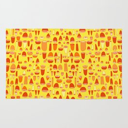 Shells & Rounds - Citrus Charge Rug