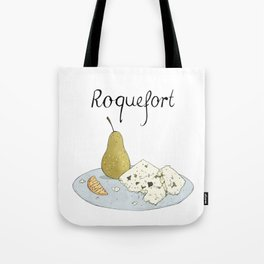Roquefort - Cheese on Totes! Tote Bag