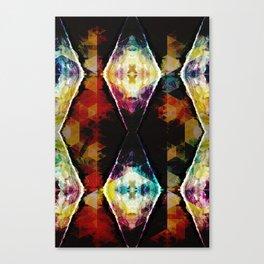 The Romb Series Canvas Print