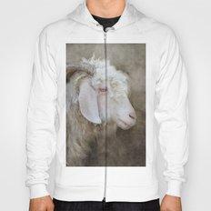 The beautiful goat Hoody
