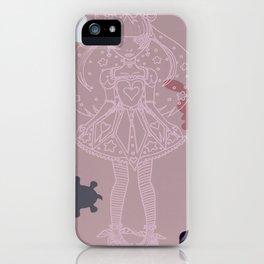 Mahou Shoujo iPhone Case
