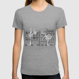 Queen Street Canvas T-shirt