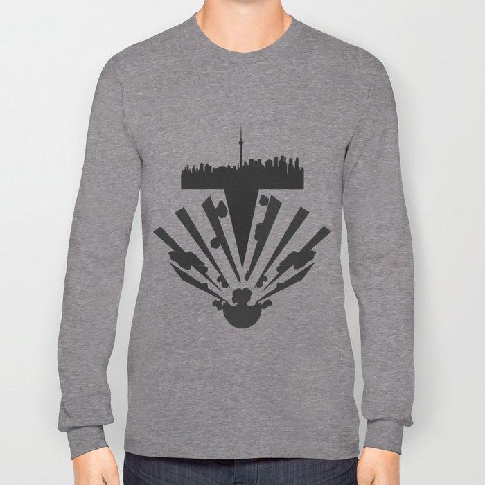 Hazardous North Long Sleeve T-shirt