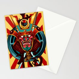 Samurai. Culture's Style Stationery Cards