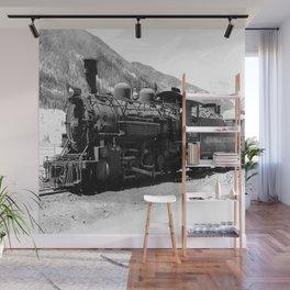 Durango - Silverton Engine 480 Wall Mural