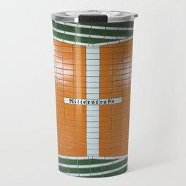 Ritterstraße, Hamburg Travel Mug