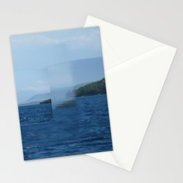 Clear focus Near Meganissi Stationery Cards