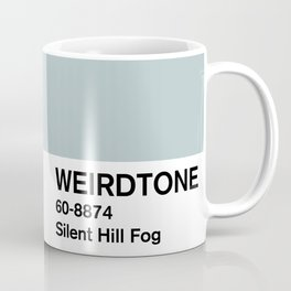 Silent Hill Fog Coffee Mug