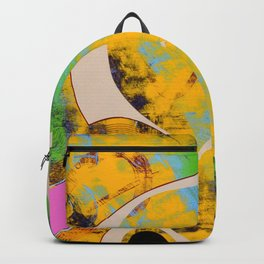 Their Ways Are Dizzying... Backpack