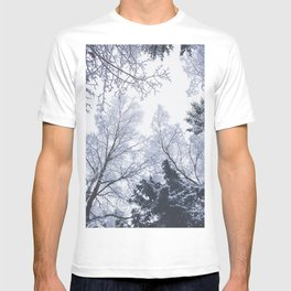 Scared cities T-shirt