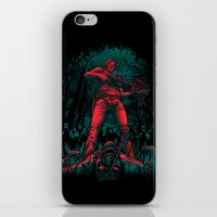 hunter x hunter iPhone & iPod Skins featuring Hunter by Fuacka