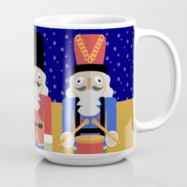 Christmas Nutcrackers Coffee Mug