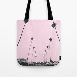 Palm Street Tote Bag