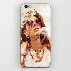 Holy Lana  iPhone & iPod Skin
