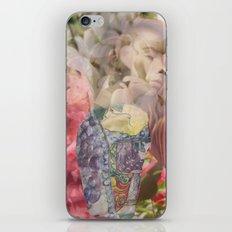 Vine Girl iPhone & iPod Skin