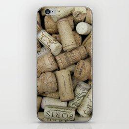 Corks! iPhone Skin