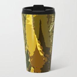 The Beauty Of A Cactus Travel Mug