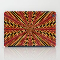 spanish iPad Cases featuring Spanish sun by Bubblemaker