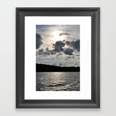 Auspice Framed Art Print