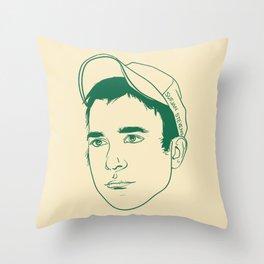 Sufjan Stevens Throw Pillow