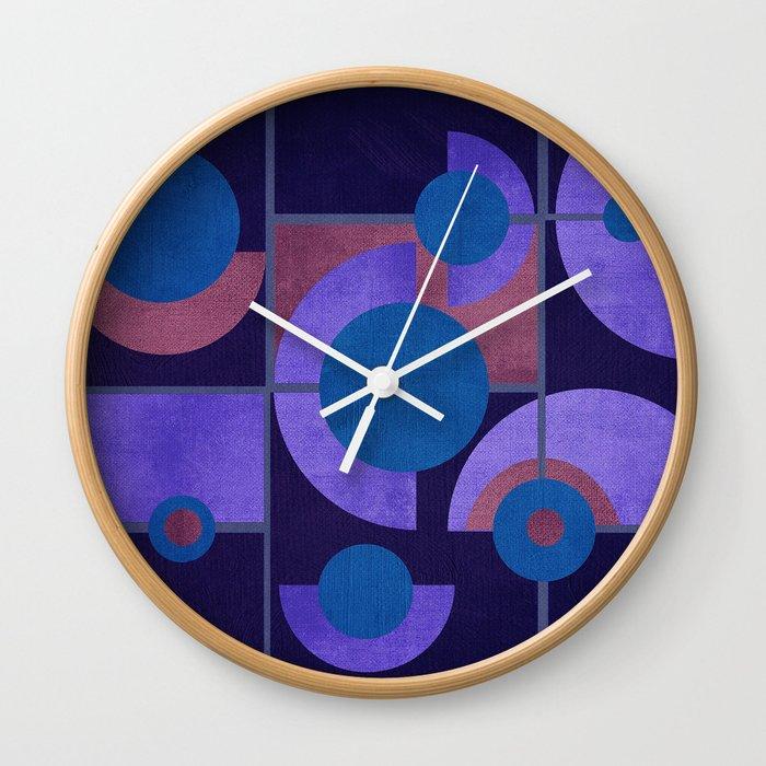 Textures/Abstract 101 Wall Clock