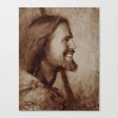 My Savior, My Friend Canvas Print