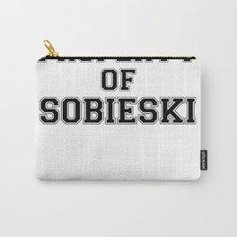 Property of SOBIESKI Carry-All Pouch