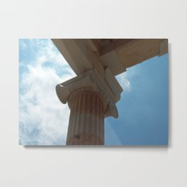 Acropolis, Athens Metal Print