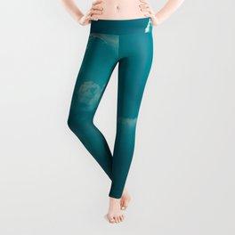 Blue Sky (Color) Leggings