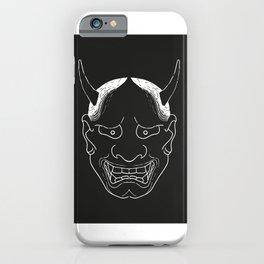 Hanna Mask iPhone Case