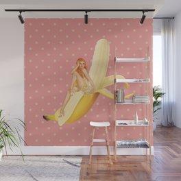 Banana Love Wall Mural