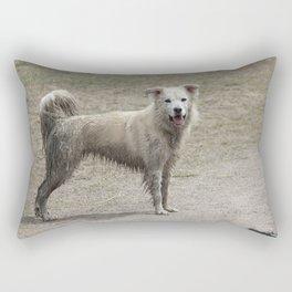 Muddy Honey Rectangular Pillow