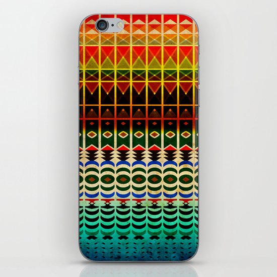 Memento #1 - From Persia, With Love iPhone & iPod Skin