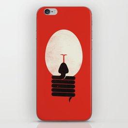 The Idea Eater iPhone Skin