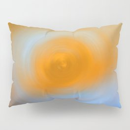 Soft Sunrise - Energy Art By Sharon Cummings Pillow Sham
