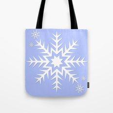 Snowflakes! Tote Bag