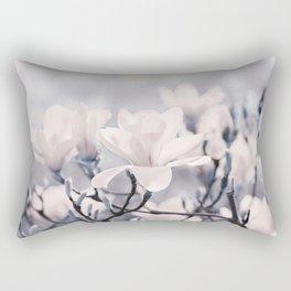 Magnolia gray 116 Rectangular Pillow
