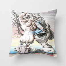 251113 Throw Pillow