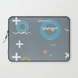 Random Art Four Laptop Sleeve