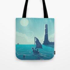 Zelda Wind Waker Tote Bag