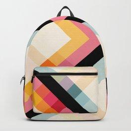 Retro Pattern 01 Backpack